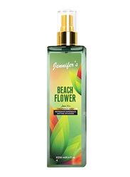 Jennifer's Beach Flower Fragrance 250ml Body Mist for Women