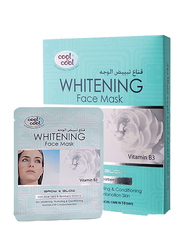 Cool & Cool Whitening Face Mask, 1 Piece