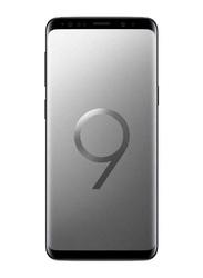 Samsung Galaxy S9 Grey 64GB, 4GB RAM, 4G LTE, Dual SIM Smartphone