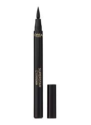 L'Oreal Paris Superstar Super Eye Liner, Black