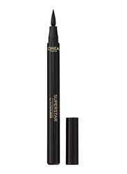 L'Oreal Paris Superstar Super Eye Liner, Black