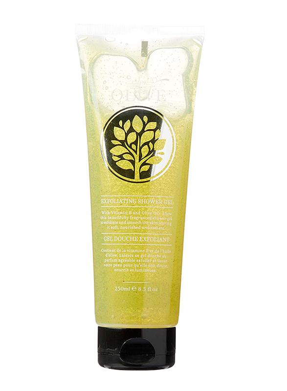 Cape Olive Exfoliating Shower Gel, 250ml