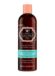 Hask Coconut Oil Nourishing Shampoo for All Hair Type, 355 ml