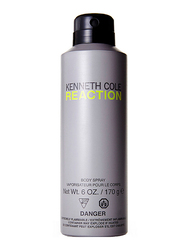 Kenneth Cole Reaction 170gm Body Spray for Men