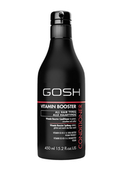 Gosh Vitamin Booster Conditioner for All Hair Types, 450ml