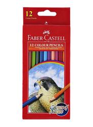 Faber-Castell 12-Piece Colors of Nature Pencil Set, Multicolor