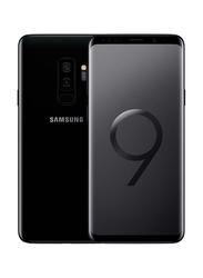 Samsung Galaxy S9 Plus Black 256GB, 6GB RAM, 4G LTE, Dual SIM Smartphone