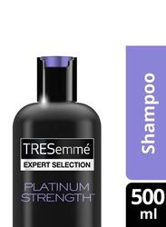Tresemme Platinum Strength Shampoo for Fine Hair, 500ml