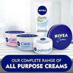 Nivea Refreshingly Soft Moisturizing Cream, 200ml