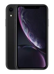Apple iPhone XR Black 256GB, With Facetime, 3GB RAM, 4G LTE, Dual SIM Smartphone