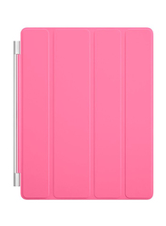 Apple PU Flip Case Cover for Apple iPad 2 and New iPad Tablet, Pink