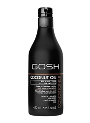 Gosh Coconut Oil Conditioner for All Hair Type, 450ml