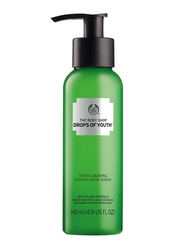 The Body Shop Masks Drops of Youth Liquid Peel Off Mask, 145ml