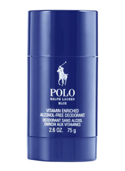 Ralph Lauren Polo Blue Deodorant Stick for Men, 75 gm