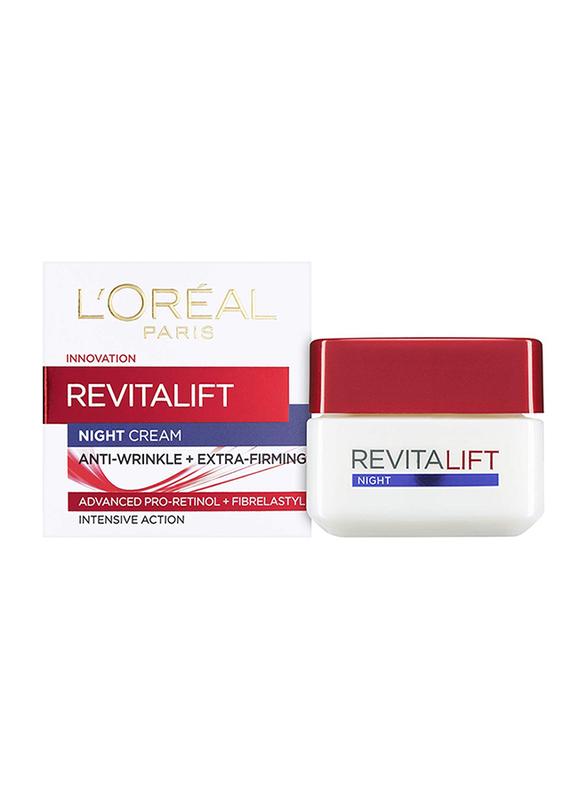 L'Oreal Paris Innovation Revitalift Night Cream, 1.7 oz