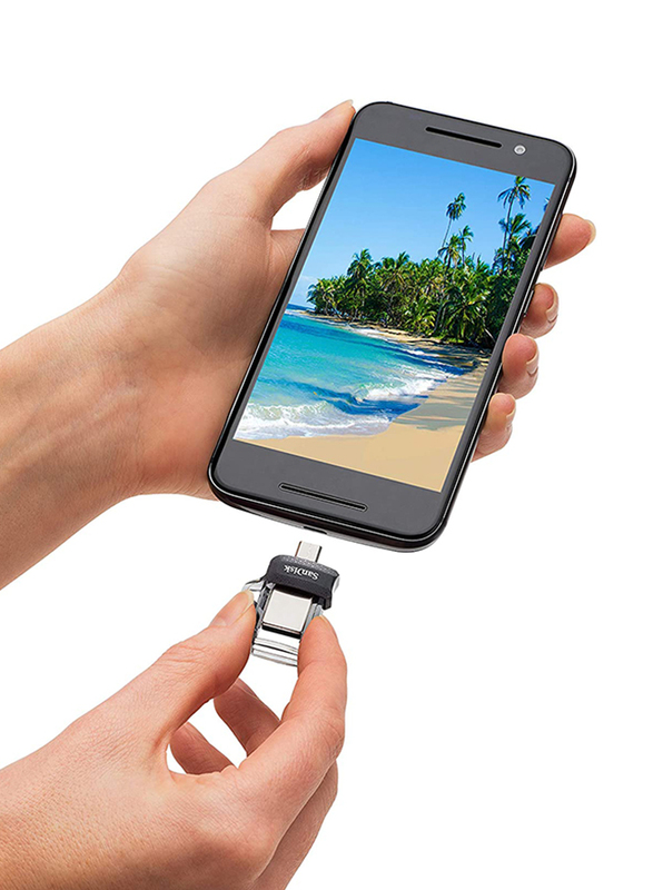 SanDisk 32GB Ultra Dual Drive, Black