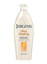 Jergens Ultra Healing Extra Dry Skin Moisturizer, 400ml