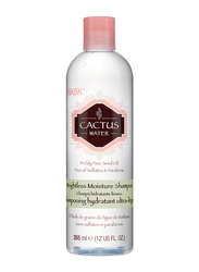 Hask Cactus Water Weightless Moisture Shampoo for All Hair Types, 355ml