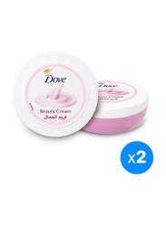 Dove Beauty Cream Set, 2 Pieces