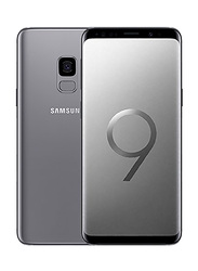 Samsung Galaxy S9 Plus Grey 256GB, 6GB RAM, 4G LTE, Dual SIM Smartphone