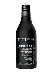 Gosh Argan Oil Conditioner for All Hair Types, 450ml