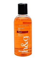Health & Glow Shower Gel Peach, 300ml