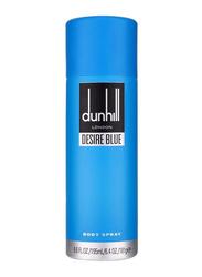 Dunhill Desire Blue 195ml Body Spray for Men