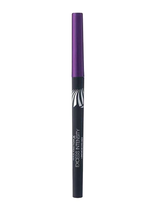 Max Factor Excess Intensity Longwear Eyeliner, 08 Excessive Violet, Purple