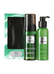 The Body Shop Drops of Youth Cleansing Duo Set, 2 Pieces