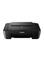 Canon Pixma MG2540S All-In-One Multifunction Printer, Black