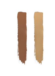 Maybelline New York Facestudio Master Contour V-Shape Duo Stick, 0.24oz, Dark, Brown