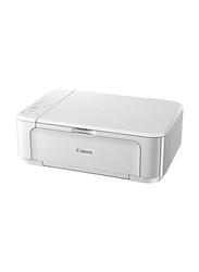 Canon Pixma MG3640S Inkjet All-in-One Printer, White