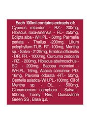 Navaratna Cool Ayurvedic Oil for All Hair Types, 200ml