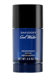 Davidoff Cool Water Deodorant Stick for Men, 75 gm