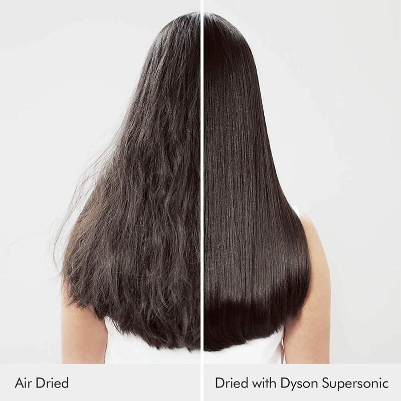Dyson Supersonic Hair Dryer, 1600W, Iron/Fuchsia