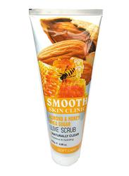 Smooth Skin Clinic Almond and Honey Shea Sugar Luxe Scrub, 200ml