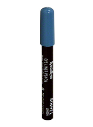 Rimmel London Special Eyes Eyeliner Pencil, 121 Azure Shimmer, Blue