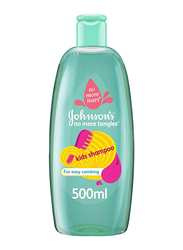 Johnson's Baby 500ml No More Tangles Kids Shampoo for Easy Combing