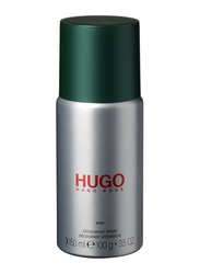 Hugo Boss Green Deodorant for Men, 150 ml