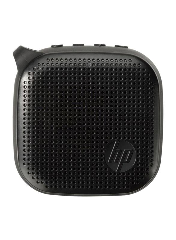 Hp X0N11Aa 300 Bluetooth Mini Speaker, Black