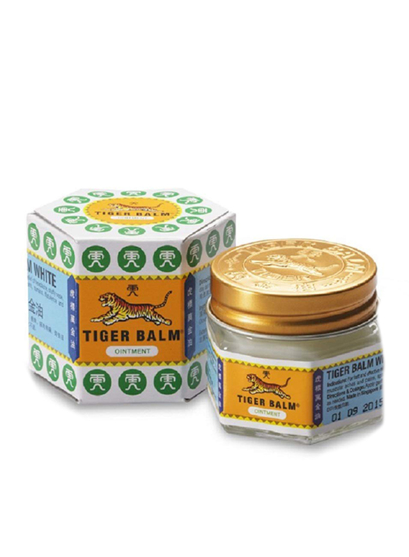 Tiger Balm White Ointment, 30gm