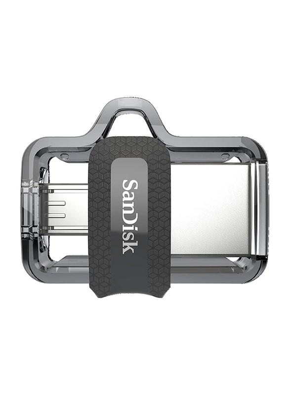 SanDisk 64GB Ultra Dual Drive, Black