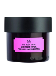 The Body Shop British Rose Fresh Plumping Face Mask, 75ml
