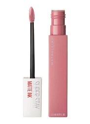 Maybelline New York SuperStay Matte Ink Liquid Lipstick, 5ml, 10 Dreamer, Pink