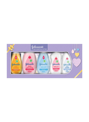 Johnson's Baby 6-Pieces Essentials Gift Box for Kids