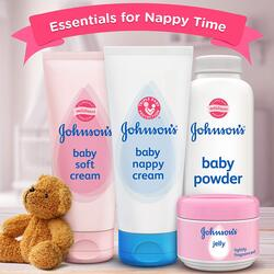 Johnson's Baby 250ml Lightly Fragranced Jelly with Ayur Lotion for Kids