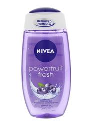 Nivea Powerfruit Fresh Body Shower Gel, 250ml