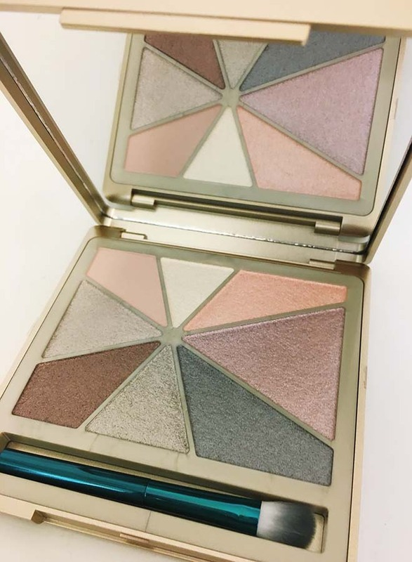 No7 Glamorous Nudes Eye Palette, 9gm, Multicolour