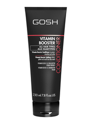 Gosh Vitamin Booster Conditioner for All Hair Types, 230ml
