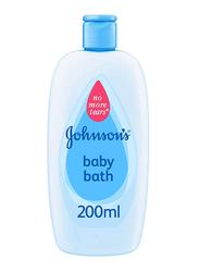 Johnson's Baby 200ml Baby Bath for Kids